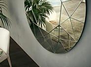 Round wall-mounted mirror DREAM - Gallotti&Radice