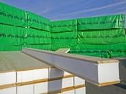 EPS thermal insulation panel ISPER® STANDARD - Grandi Legnami