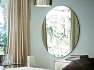 Wall-mounted mirror SOLE - Gallotti&Radice