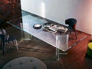 Rectangular table SUPERCALIF - Gallotti&Radice