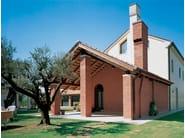 Fair faced clay brick SELMO® | Fair faced clay brick - FORNACE S. ANSELMO