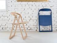 Folding beech chair PATAN - Zilio Aldo & C.