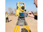 Instrument for topographic and geodetic survey TOPCON OS - Topcon Positioning Italy