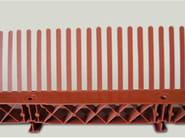 Ventilation grille and part DELTA® TLE - DÖRKEN ITALIA