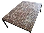 Design rectangular coffee table ARENA - ICI ET LÀ
