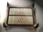 Design double bed SLEEP SAFELY - ICI ET LÀ
