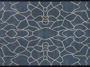 Patterned wool rug GARDEN SECRET - NOW CARPETS