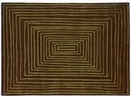Rectangular wool rug LAPS   Rectangular rug - NOW CARPETS