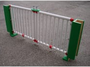 Area marker, barrier, and column CANCELLETTI E BARRIERE IN PVC | Area marker, barrier, and column - Piesse