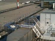 Aluminium Suspended walkway ALLUKEMY STEP™ - SOMAIN ITALIA