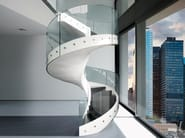 Helical Spiral staircase HELIX - Casali