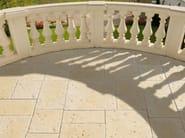 Concrete outdoor floor tiles DORDOGNE | Outdoor floor tiles - SAS ITALIA - Aldo Larcher
