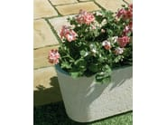 Low concrete planter Concrete planter - SAS ITALIA - Aldo Larcher