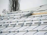 Graphite-enhanced EPS under-tile system KNAUF TETTO TEGOLA TH 31 - KNAUF INSULATION - Cantarana