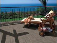 Porcelain stoneware outdoor floor tiles NEW TEK - POOL - REALONDA