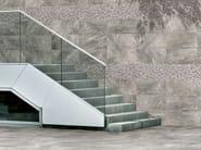 Porcelain stoneware wall tiles QUARCITA - REALONDA