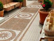 Indoor/outdoor porcelain stoneware flooring CÓRDOBA - REALONDA