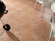 Porcelain stoneware outdoor floor tiles IMPERIA - REALONDA