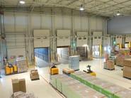 Loading dock system Loading bay - CAMPISA