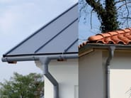 Gutter and downpipe Gutter and downpipe - UMICORE BUILDING PRODUCTS ITALIA