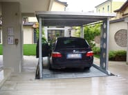 Parking lift IP1-CM FF 42 - IDEALPARK
