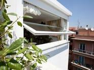 PVC horizontally pivoted window Horizontally pivoted window - Schulz Italia