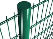 Plastic galvanized steel Fence PROFILFORT - Gruppo CAVATORTA