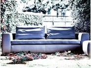 Sectional sofa CARTA BIANCA - ERBA ITALIA