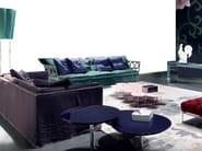 Sectional sofa PLAY - ERBA ITALIA