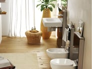 Sanitary module for washbasins MONOLITH | Sanitary module for washbasins - Geberit Italia