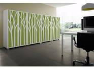 Office cabinet PRIMO ACOUSTIC - Dieffebi