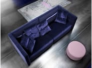 Sectional modular sofa SOMETHING - ERBA ITALIA