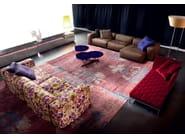 Sectional sofa ASPETTAMI - ERBA ITALIA