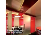 LED pendant lamp GREEN PANEL ROUND 9975 ∅570 - METALMEK ILLUMINAZIONE