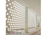 Design LED die cast aluminium built-in lamp for false ceiling MINI PANEL SQUARE 9993 330x330 LED - METALMEK ILLUMINAZIONE