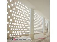 LED recessed spotlight for false ceiling MINI PANEL SQUARE 9993 100x100 LED - METALMEK ILLUMINAZIONE