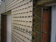 Mesh and reinforcement for plaster and skimming STUCANET® - Leon Bekaert