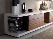 Lacquered TV cabinet MORE | TV cabinet - ESTEL GROUP