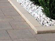 Stone lawn edging CORDONATA PIETRA - FAVARO1