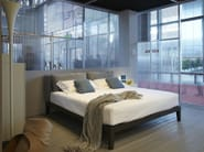 Bed with upholstered headboard CARESSE FLY | Bed - ESTEL GROUP