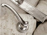 Classic style bronze door handle GOTICA - GIARA