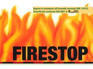 Prefabricated bituminous membrane FIRESTOP - INDEX