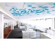Ceiling tiles THERMATEX VARIOLINE - Knauf AMF Italia Controsoffitti