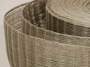 Stainless steel reinforcing fabric KIMISTEEL INOX - Kimia