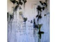 Acrylic on canvas ROSARIO - ICI ET LÀ