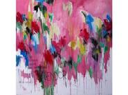 Acrylic on canvas SPLENDOR - ICI ET LÀ