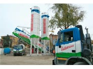 Concrete mixer and system MOBYBETON - Betonrossi