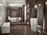Porcelain stoneware flooring with marble effect SUPERNATURAL | Flooring - FAP ceramiche