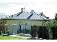 Metal shingle for roof ADEKA® - UMICORE BUILDING PRODUCTS ITALIA