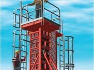 Formwork and formwork system for concrete TRIO (PILASTRI) - PERI